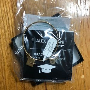 Alex and Ani | Gold Graduation Cap Bracelet